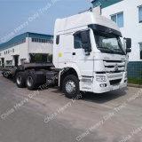 Het Hoofd van de Tractor van de Vrachtwagen van de Aanhangwagen HOWO van LHD/Rhd 6X4 371HP/Tractor