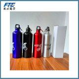 Bottiglia di acqua di alluminio di sport di sublimazione della bottiglia di acqua