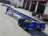 De verlengbare Semi Aanhangwagen van de Chassis van de Container 40feet
