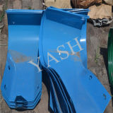 Route Safety Galvanized Stainless Steel Barrier Fishtail à vendre