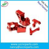 Часть /Aluminum CNC подвергая механической обработке куя /Brass куя/часть латуни сварочного аппарата
