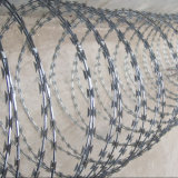 Bto-22 Hot Dungeed Galvanized Military Concertina Razor Wire Fencing / Neting