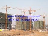 Hongdaのニースの品質のタワークレーン(3ton-25ton)