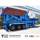 Alti Performance e Low Price Mobile Impact Crusher