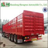 60 3 Axles коробки коль тонн трейлера тележки