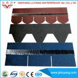 De goedkope Dakspaan Van uitstekende kwaliteit van het Asfalt van het Dakwerk Materiële Kleurrijke