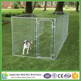Fornecedor de China canil do cão da Corrente-Ligação de 10FT x de 10FT x de 6FT China