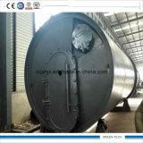 Pneu da planta da extração do petróleo de Pyrolsyis do pneu que recicl a máquina 10ton