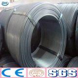 HRB400 6mm 8mm StahlRebar im Ring für Aufbau
