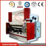 セリウムによって証明されるCNC油圧出版物ブレーキ(WC67Y 80TONX3200)