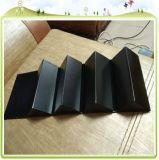 Caisse de lunettes de cadre de lunettes de soleil en métal de qualité (HX41)