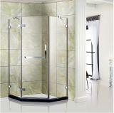 Do cerco econômico quente do chuveiro da venda do preço de fábrica quarto de chuveiro simples