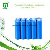 Tipo 18650 pacchetto del litio della batteria ricaricabile di 7.4V 7.2V 2s1p 2200mAh con il connettore
