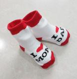 De Katoenen van 100% Sokken van het Jonge geitje met Enig Patroon en Antislip