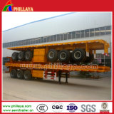 3 assi 40ft Container Flatbed Trailer