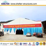 Sale를 위한 큰 홀 Tent Fire Proof Fabric Tent