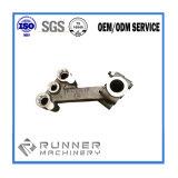 Lost части CNC стальной отливки точности отливки облечения воска подвергая механической обработке