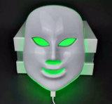 Лицевой щиток гермошлема терапией СИД маски СИД маски СИД цвета PDT СИД оптовой продажи 7 лицевой светлый