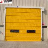 自己修理機能の新型高速ローラーのドア