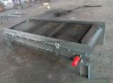 Type léger de Rcyq séparateur magnétique permanent de fer de courroie d'Automatique-Nettoyage pour le convoyeur à bande