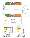 Typ 2100 mechanische Dichtung, Pumpen-Dichtung, Johncrane Gummigebrüll-Dichtung