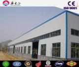 Materiali da costruzione, gruppo di lavoro prefabbricato del magazzino della struttura d'acciaio (JW-16289)
