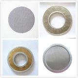 Filter Dsic für Wasser, Gummi, Öl, Chemikalie, Medizin, Metallurgie, Maschinerie-Filtration