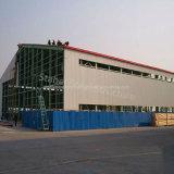 Helle Metallrahmen-Gebäude-Stahlkonstruktion-Werkstatt mit langer Lebensdauer