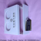 Het hete Verkopende Witte Acryl Schoonmakende Dienblad van het Hotel van de Doos Acryl