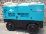 Ce motorizzato diesel portatile ccc del compressore d'aria della vite 212-1130cfm