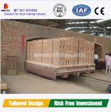 中国からの煉瓦のための電気炉