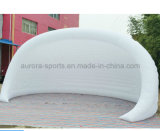 Tente gonflable extérieure portative de dôme avec la tente gonflable de barre de DEL avec l'éclairage LED