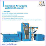 De Machine van het draadtrekken met Anneraler