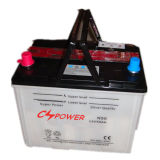건조한 Acid Starter Car Battery 또는 Auto Battery 12V 50ah (N50) N50