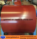 Bobina de acero galvanizada pintada