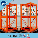 Construction Hoist/Building ElevtorのためのマストSection/Driver Cab/CageおよびOther部品