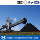 採鉱産業の耐火性のコンベヤーベルト付け