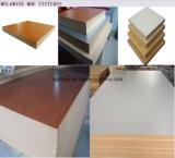Доска MDF самого лучшего лоска сбывания высокого белая для крытого использования