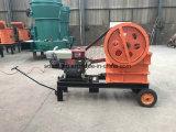 Máquina do triturador de maxila, trituradores de pedra para a venda quente