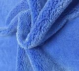 Korallenrotes Vlies Polyester 100%