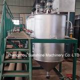 Raffinerie de pétrole brut de graine de coton de matériel de raffinage d'huile végétale à vendre