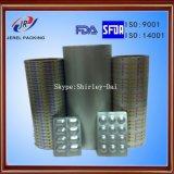 De zachte Gelamineerde Folie van het Verpakkende Materiaal Ny/Alu/PVC voor de Verpakking van de Blaar