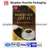 Раговорного жанра мешок застежки -молнии для упаковывать кофеего