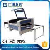 Автомат для резки лазера СО2 поставщика Китая для ткани 1290h