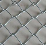 Гальванизированная сваренная загородка ловя сетью стальную ячеистую сеть