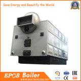 Fornitore di legno delle caldaie a vapore del vapore del sistema di controllo del PLC