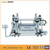 CNC машины 4-Головки угловойой совмещая для алюминиевой Выигрывать-Двери Lzjkp4-100*1800*3000