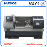 CNC van het Systeem van Fanuc Draaibank Ck6150A van het Bed van de Controle de Vlakke