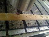 Macchina per incidere per il comitato di legno e di alluminio di Compsite