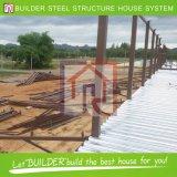 Thailand-Projekt-Stahlkonstruktion-bewegliches Fertighaus